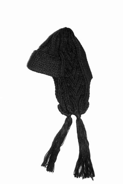 Мужская шапка чулок, вязанные шапки с.